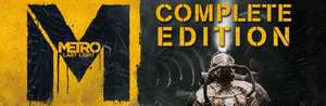 Metro: Last Light Complete Edition [Steam] für 3,78€ @Amazon.com