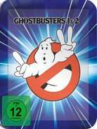 Ghostbusters 1+2 Blu-ray Steelbook für 19,99 EUR inkl. Versand vorbestellen (cede.de)