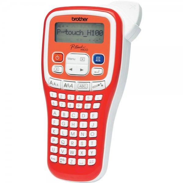 Brother p-touch H100 Beschriftungsgerät für 15€ inkl. VSK (oder 2 für je 12,50€ durch GS)
