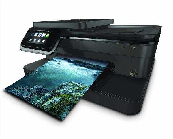 HP Photosmart 7520 e Multifunktionsdrucker durch Cashback von HP für 85,81€