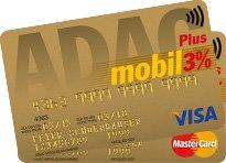 (Qipu) Erhöhtes Cashback für ADAC Kreditkarten