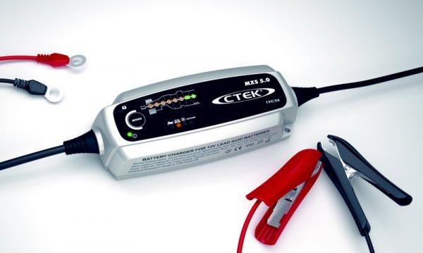 Ctek MXS 5.0 - Ladegerät