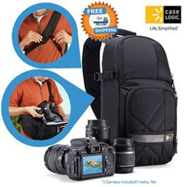 Caselogic Kamerarucksack