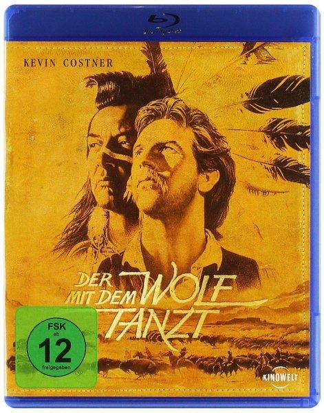 Blu-ray - Der mit dem Wolf tanzt ab €4,92 [@Saturn.de & Amazon.de]