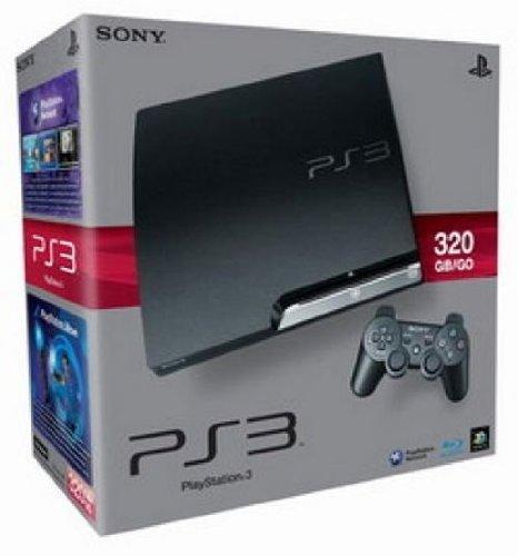 Sony PS3 Slim 320GB [@MeinPaket.de]