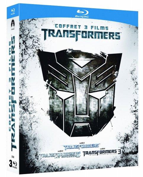 Transformers Trilogie für 13,88€ inkl. Versand  Amazon.Fr
