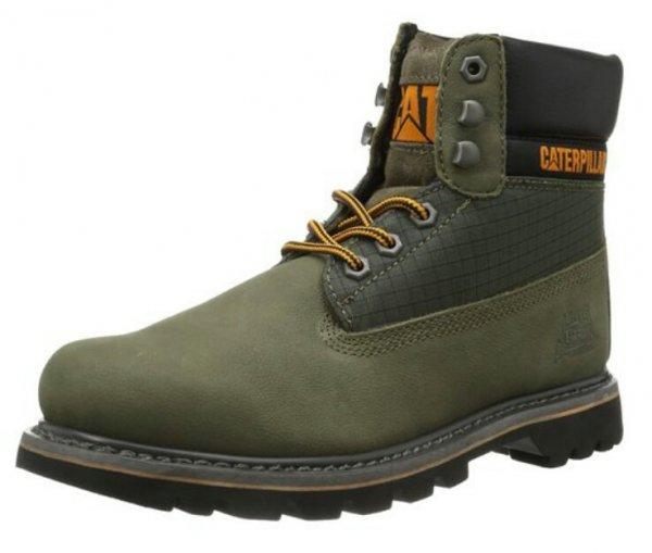 Amzon.de * ab 28,81 € * Cat Footwear COLORADOBoots* Nubuk grün * auch Übergrößen*