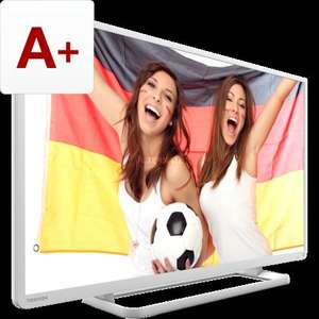 "Toshiba TV 40"" 200Hz Full HD LED ""40L2434DG"" für 319 Euro aus ZackZack"