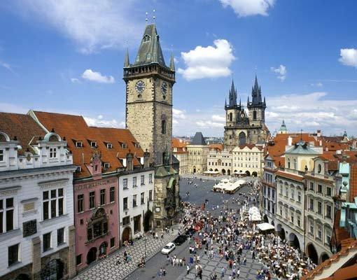 Busrundreise: Berlin - Prag - Wien - Krakau - Breslau - Berlin nur 38,- € (plus Übernachtungskosten)