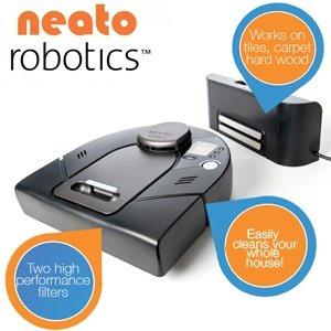 Neato Robotics XV Signature Staubsauger-Roboter 338€ @ibood