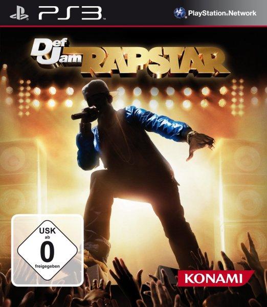 Def Jam Rapstar für die Playstation3  (lokal Kik Offenbach)