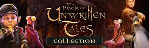 [STEAM] The Book of Unwritten Tales Complete Bundle für 3.99€ @ GMG
