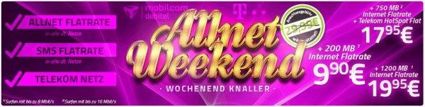 Telekom Allnet Flats bereits ab 9,90 € bei handy2day.de