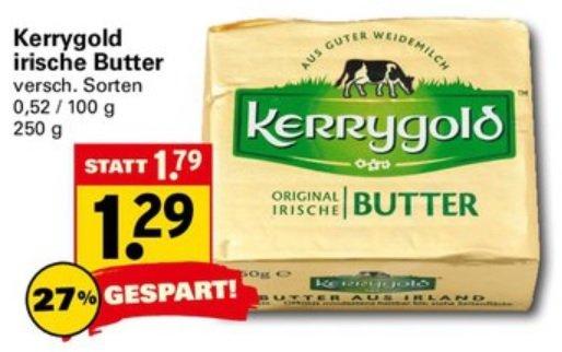 [Netto Supermarkt] Kerrygold 250g verschiedene Sorten