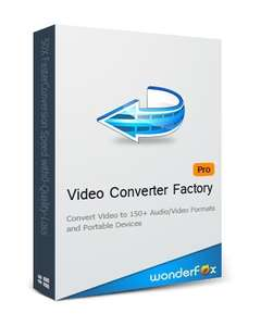 WonderFox Video Converter Factory Pro (100% Discount) [windowsdeal]