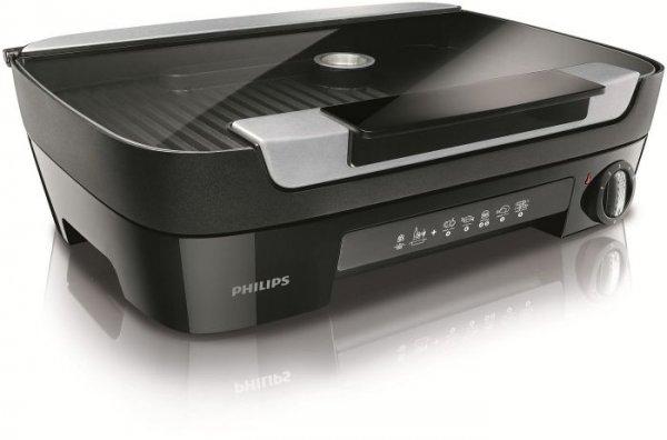 Mömax: Philips HD6360 Avance Tischgrill für 60€ oder 2 Stück mit Gutschein für 105€