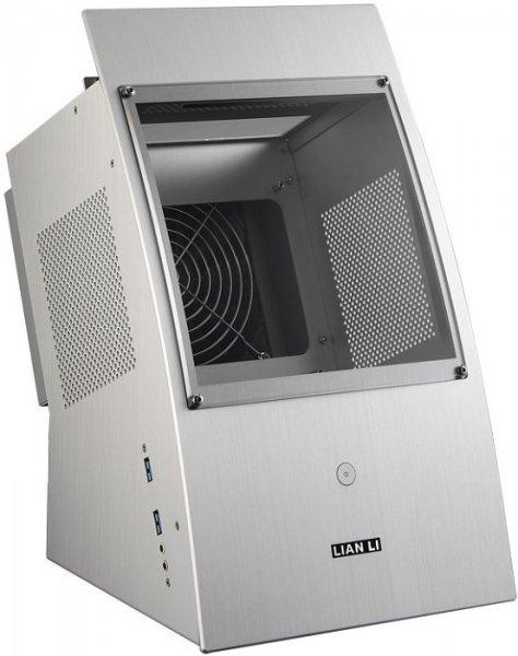 Lian Li PC-Q30A (silber) für 44,85 incl (Vergleichspreis: 94,88€)