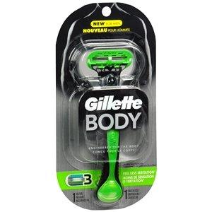 [Real + Payback] Gillette Body Rasierer möglicher FREEBIE bzw. 0,51€ GEWINN (6,50 EUR Rabatt bei Preis von 5,99 EUR)