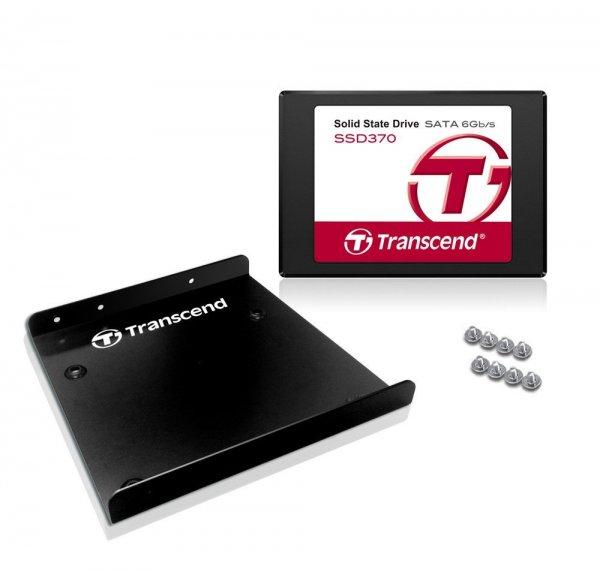 Transcend SSD370 interne SSD 128GB 56,94 € [48,44 € möglich - Qipu Schwab Neukunden]
