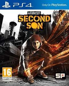 3 mal Infamous Second Son PS4 49€ Lokal MM Hildesheim