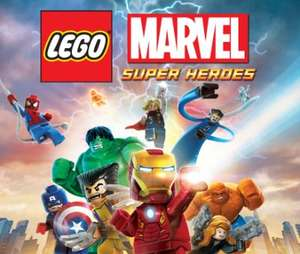 [MediaMarkt Essen] Lego Marvel Super Heroes - Special Edition (PS4)