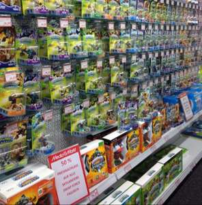 Skylanders Swap Force Figuren 50% Rabatt Media Markt Bayreuth