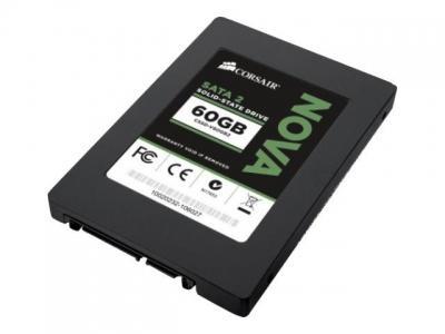 """SSD - Corsair Nova 2 60GB, 2.5"""" (SATA II) [@Tradoria.de]"""