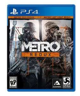 [Müller] Metro Redux für PS4&Xbone