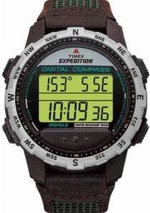 [Amazon] Timex Expedition Herren-Armbanduhr T77862,digitaler Kompass,Wasserdicht bis 100m für 25,85€/Prime bzw. 28,85€/ohne Prime