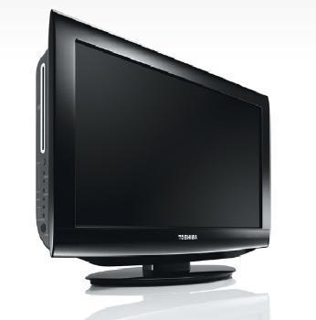 Toshiba 22'' Zoll LCD-TV mit integriertem DVD-Player 179,90€