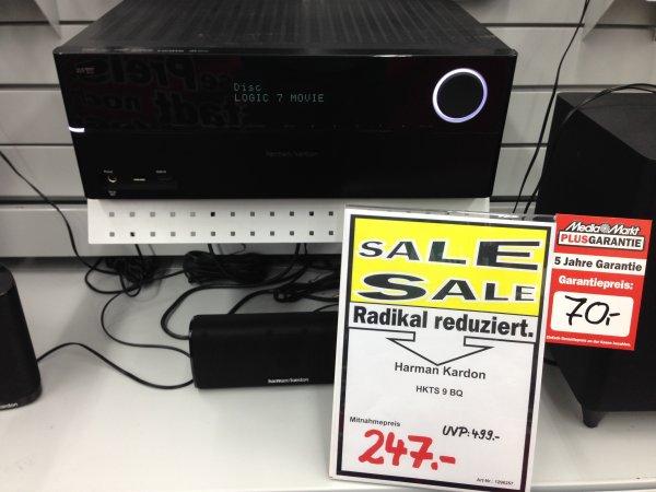 Harman Kardon HKTS 9 BQ 5.1 Lautsprechersystem @MM Lippstadt