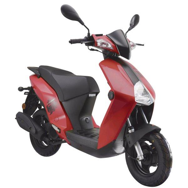 [ATU/A.T.U.] Explorer Hi 50 / Kallio Motorroller (dank Payback bisheriger Bestpreis)