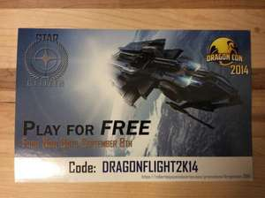 Star Citizen DragonCon promo: free for a week