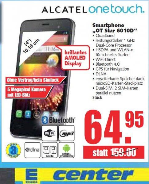 Alcatel One Touch Star 6010D @ Elli-Center Rietberg