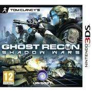 Tom Clancy's Ghost Recon:Shadow Wars / Tom Clancy's:Splinter Cell 3DS für nur 13,30 Euro (mit Gutscheincode)