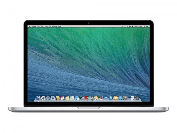 Apple MacBook Pro 13,3? Retina 2,4 GHz i5 4 GB RAM 128 GB SSD (ME864D/A) für nur 959€ inkl. Versand (Idealo: 1045€)  @cyberport