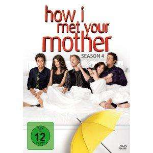 How I met your mother - Staffel 4 für 12,90€ bei Amazon.de