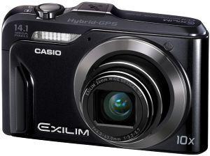 Casio EX-H20G (14MP, GPS, 10x Zoom, HD-Video H.264) offline @ MM bundesweit