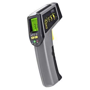 real online / offline Trebs, Infrarot Thermometer 10€