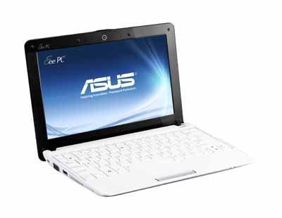 Asus EeePC R105D Netbook (Atom N455, 1GB, 250GB, Win7 Starter)