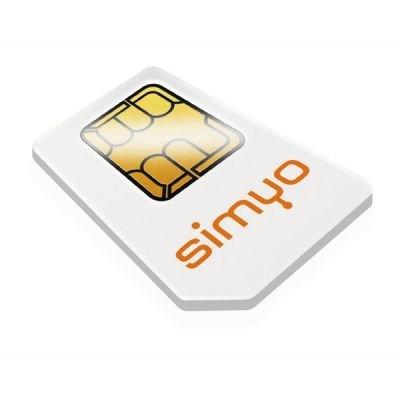 2x kostenlose Prepaid Simyo SIM Karte mit 5,-€ Startguthaben