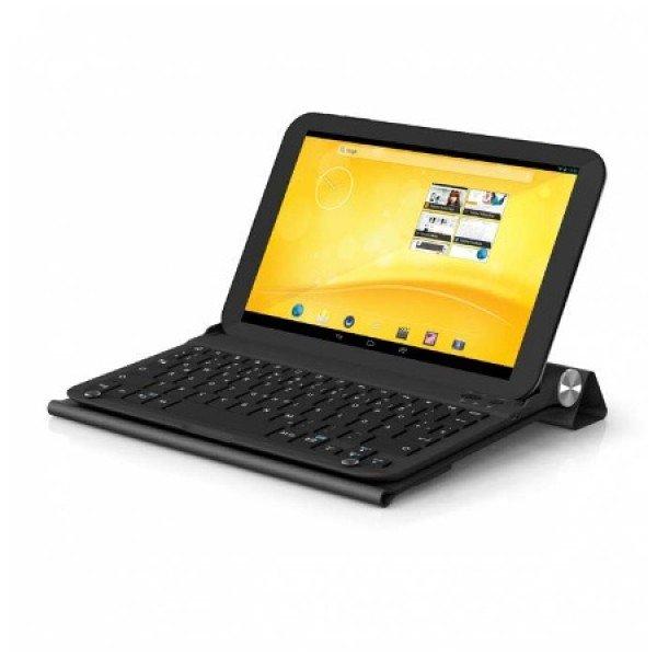 (Preisfehler?) TrekStor Bluetooth Tastatur mit Kunstledertasche und Standfunktion für 7,11€