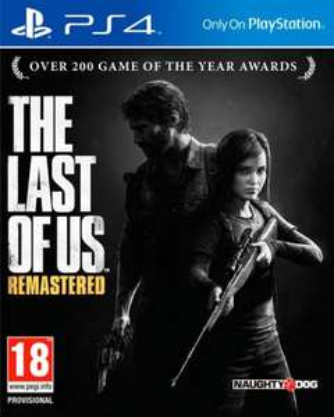 The Last of Us - Remastered (Nordic) - gebraucht - nur 34,95€ !
