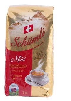 Schümli Kaffee mild 1 kg für 5 Euro (evtl. + Versand)