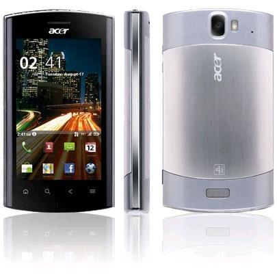 Acer Liquid Metal bei expansys.com (GB) für GBP 149,99
