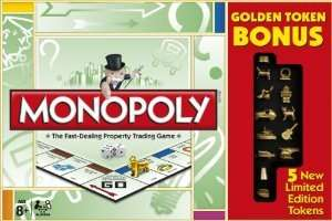 [Rossmann] Monopoly limitierte Ausgabe mit 5 Bonusspielfiguren [teilweise deutschlandweit]