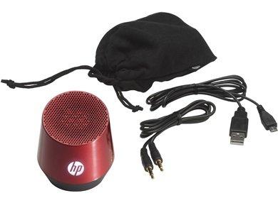 [HP-Onlinestore] Mobiler Minilautsprecher S4000 rot oder pink, VSK-frei