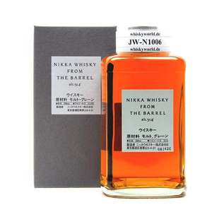 WHISKY DEAL - Nikka From The Barrel Whisky - 29,98€ incl. Versand
