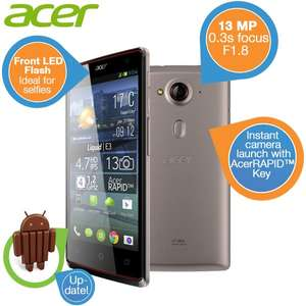 Acer Liquid E3 Duo Smartphone bei iBOOD.de für nur 155,90€
