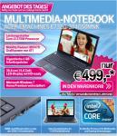 t-Online Shop - Acer eMachines E732G-374G50Mnkk 39,6cm, Ci3-370M,4GB,500GB,HD5470,Win7HP